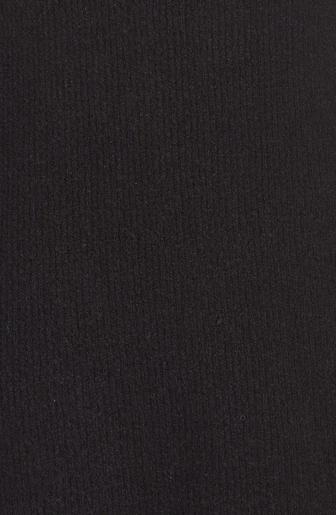 Alternate Image 6  - BB Dakota 'Collins' Ribbed Sweater Dress