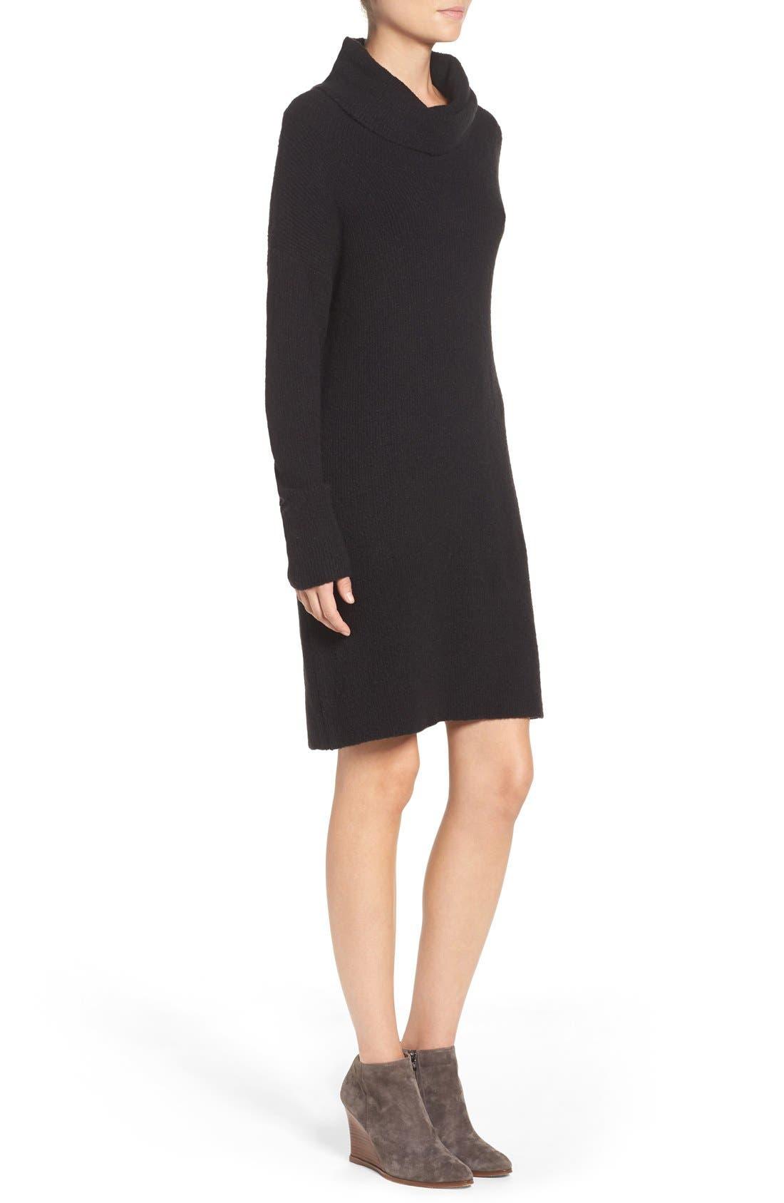 Alternate Image 3  - BB Dakota 'Collins' Ribbed Sweater Dress