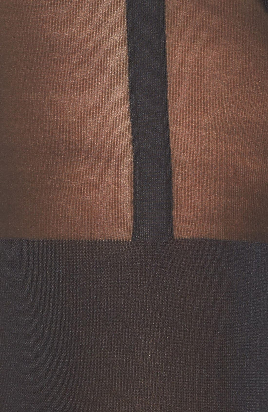 Alternate Image 4  - Pretty Polly 'Suspended' Tights