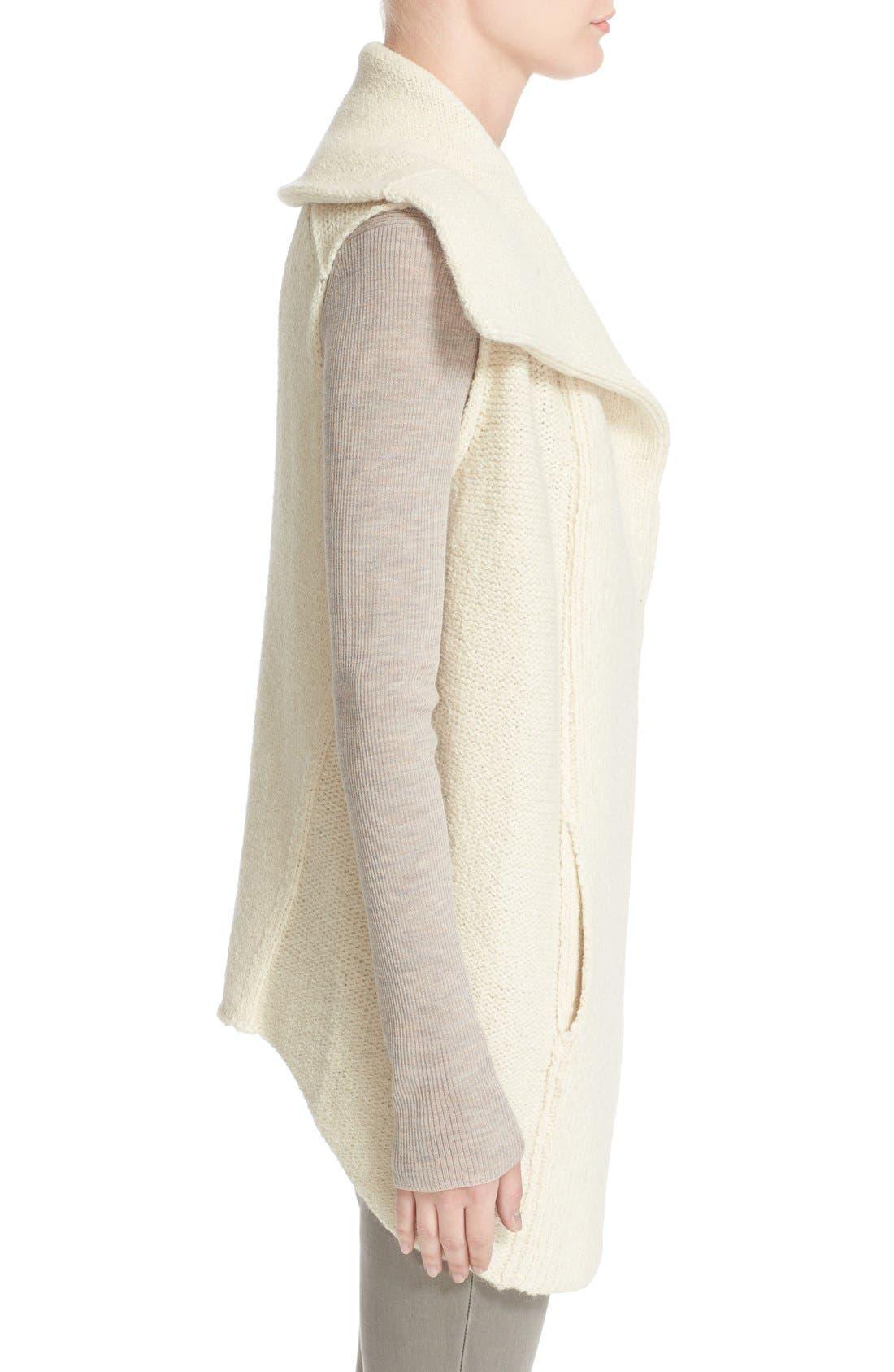 Alternate Image 3  - BrochuWalker 'Oak' Alpaca Blend SweaterVest