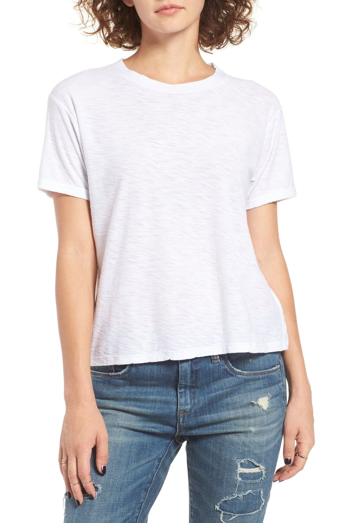 Alternate Image 2  - Michelle by Comune Augsburg Chill Out Burnout Tee