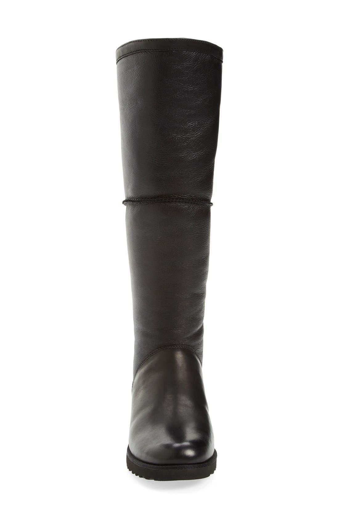 Alternate Image 3  - UGG® Kendi Tall Boot (Women)