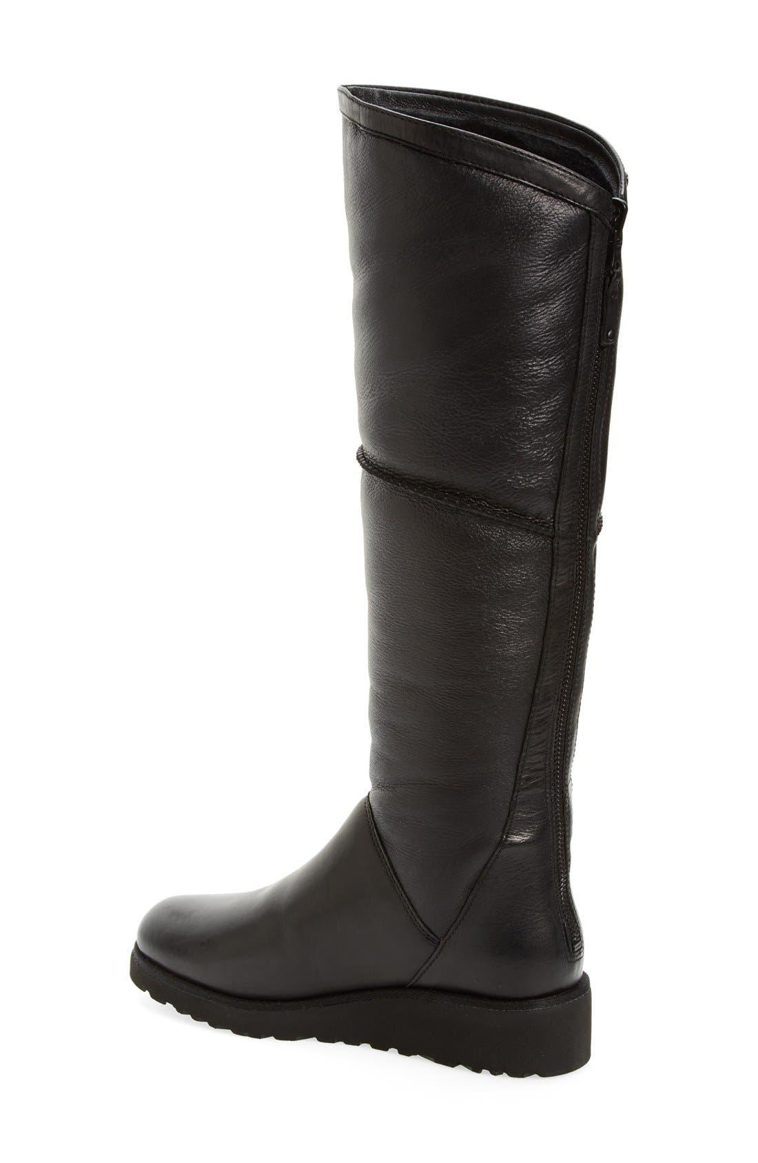 Alternate Image 2  - UGG® Kendi Tall Boot (Women)