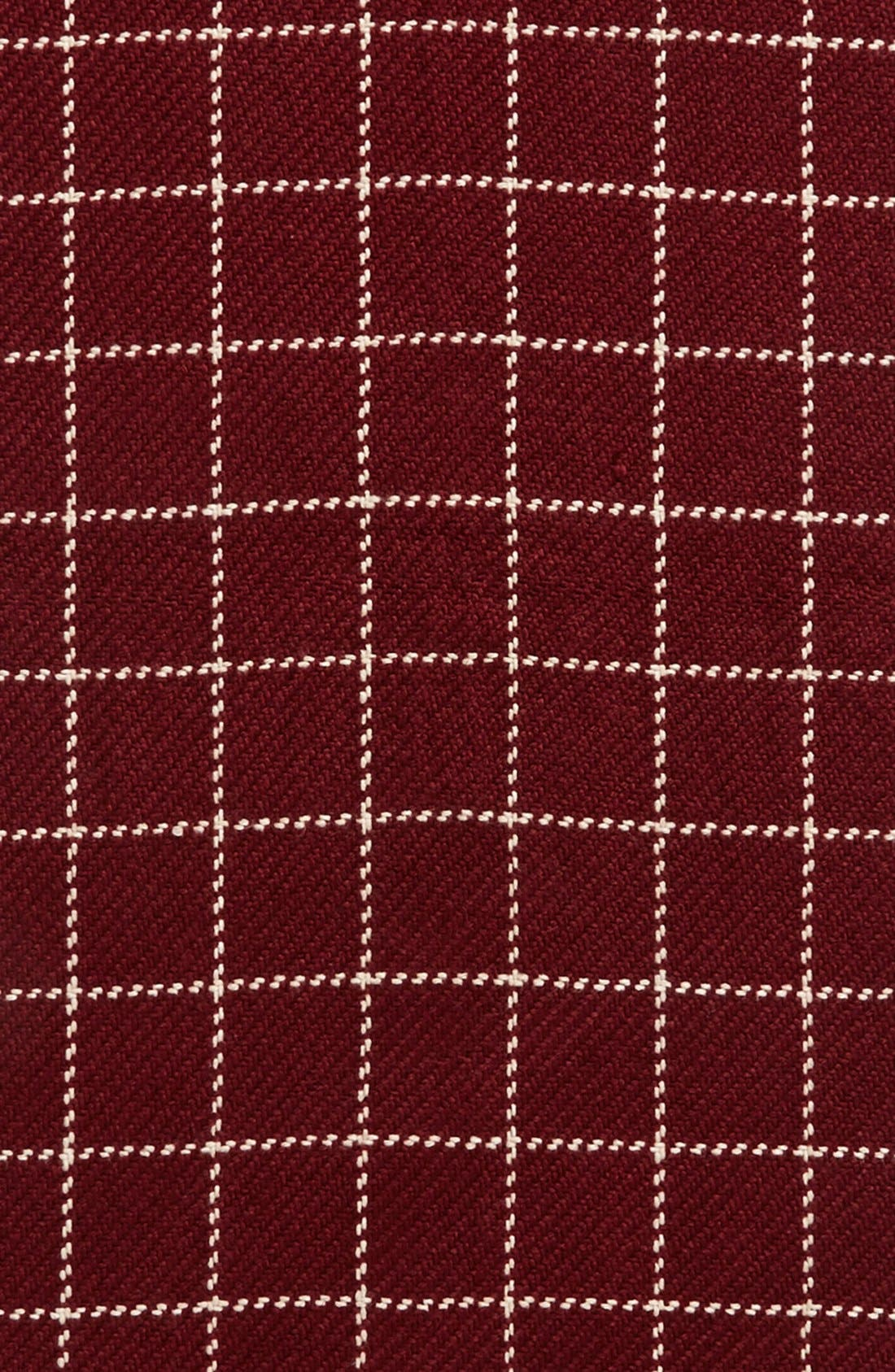 Alternate Image 3  - BP. Stitched Grid Scarf