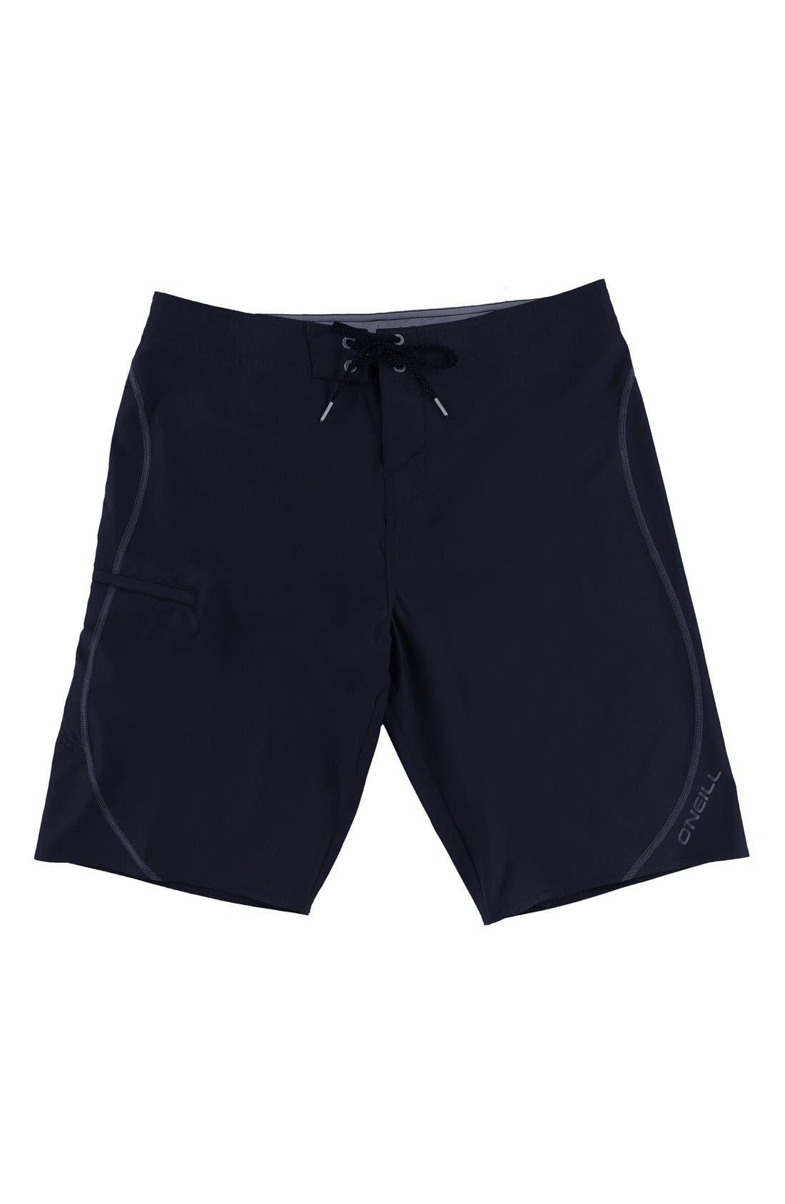 O'Neill Hyperfreak S-Seam Stretch Board Shorts (Big Boys)
