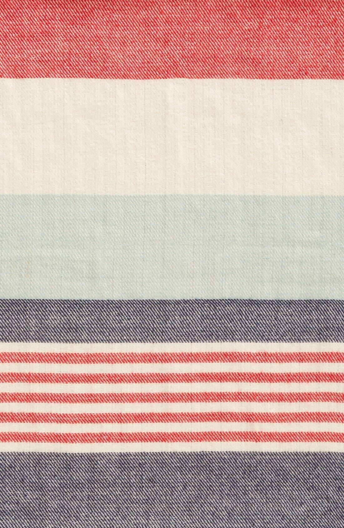 Alternate Image 3  - BP. Stripe Infinity Scarf