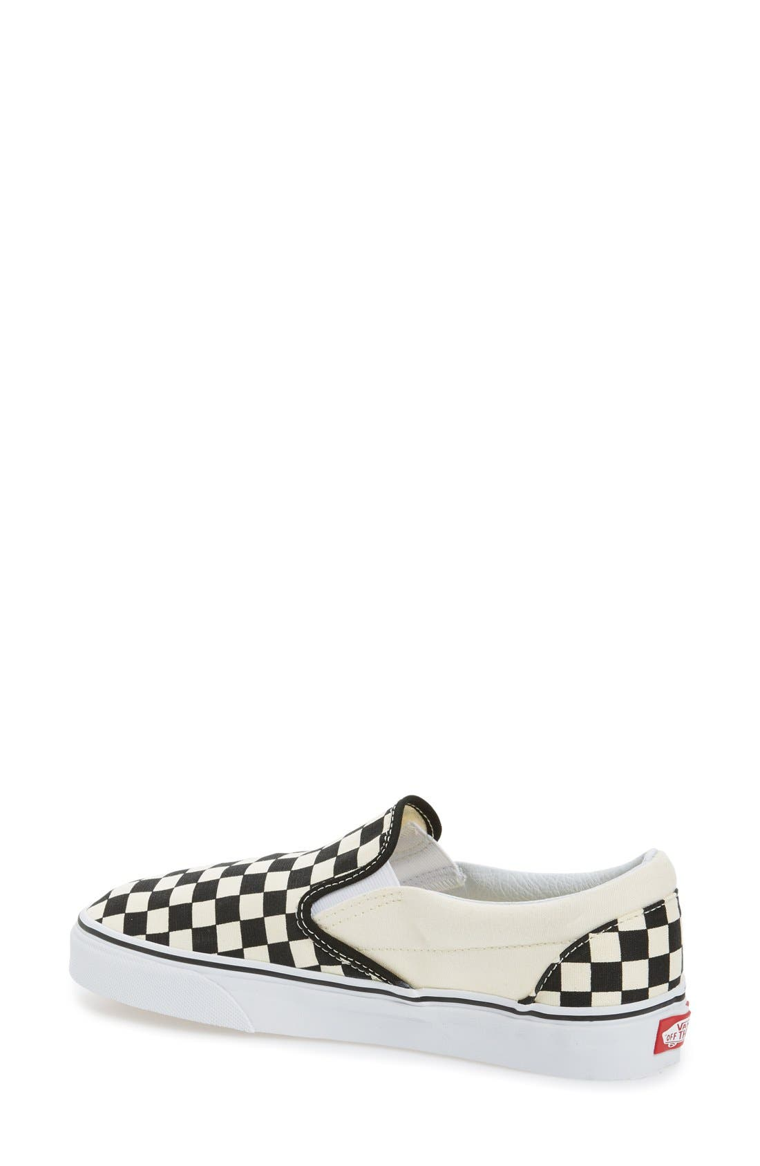 Alternate Image 2  - Vans Classic Slip-On (Men)