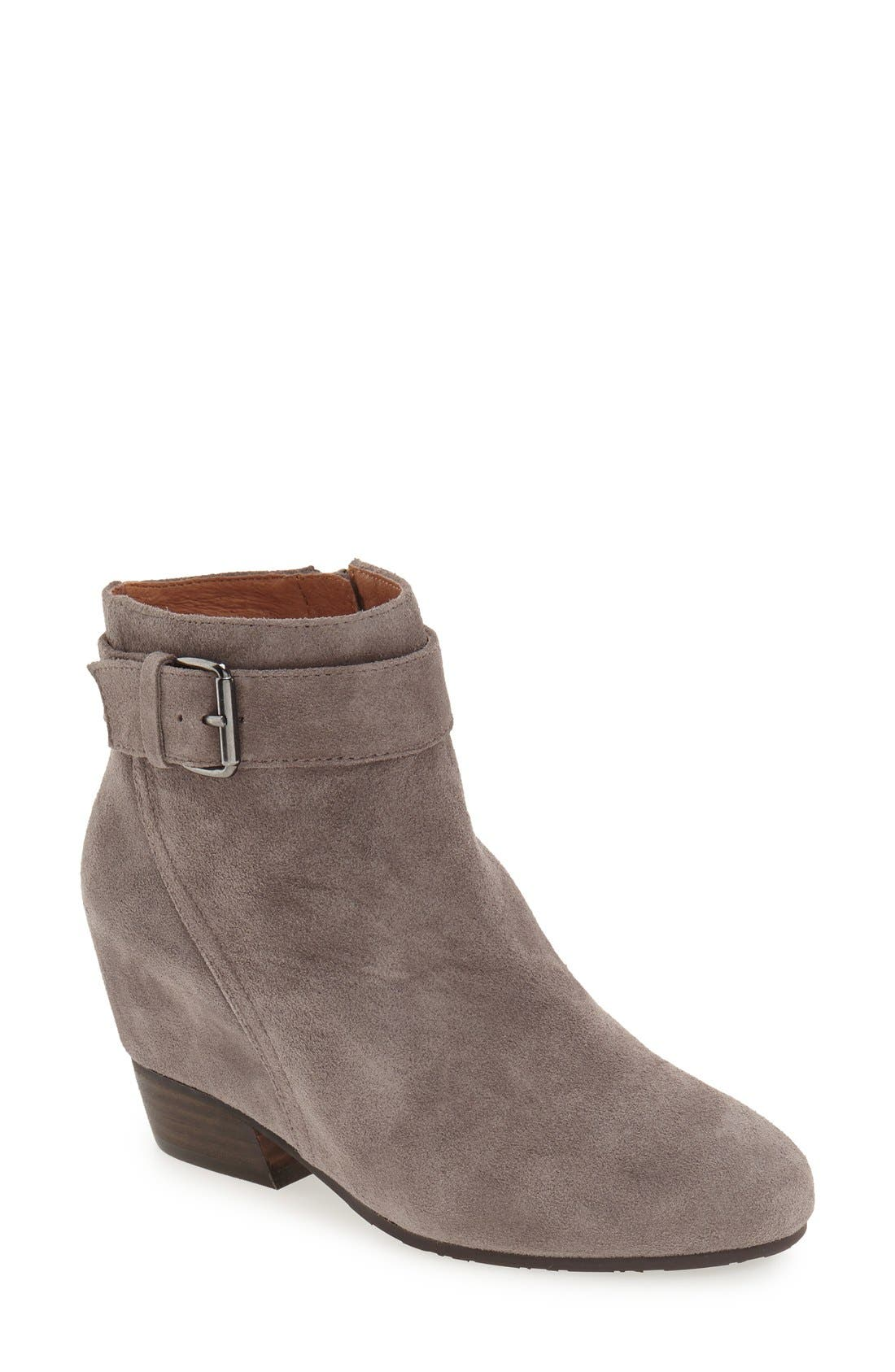 GENTLE SOULS 'Birdie' Hidden Wedge Boot