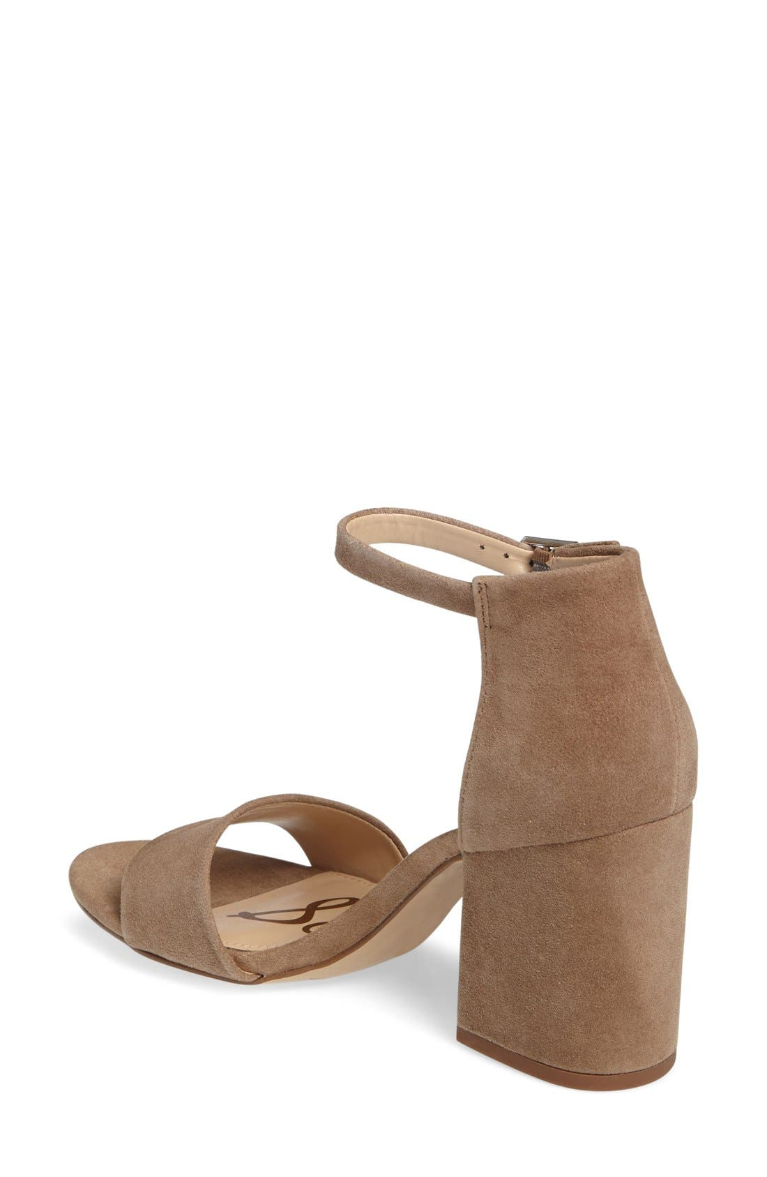 Alternate Image 2  - Sam Edelman Torrence Ankle Strap Sandal (Women)