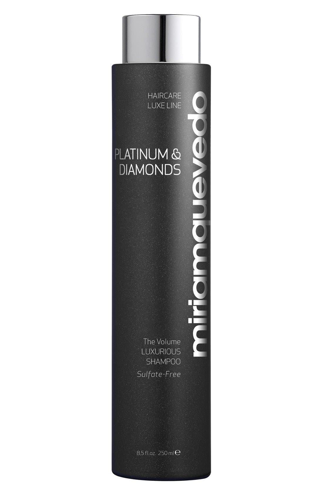 SPACE.NK.apothecary Miriam Quevedo Platinum & Diamonds Luxury Shampoo