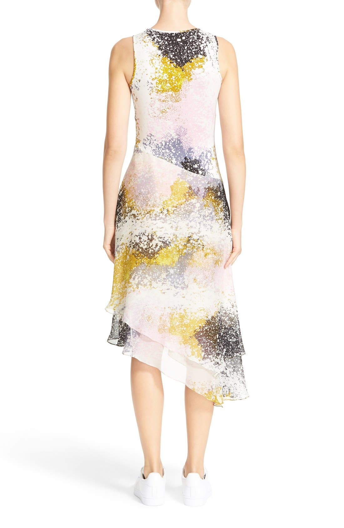 Alternate Image 2  - Diane von Furstenberg Klaara Silk Dress
