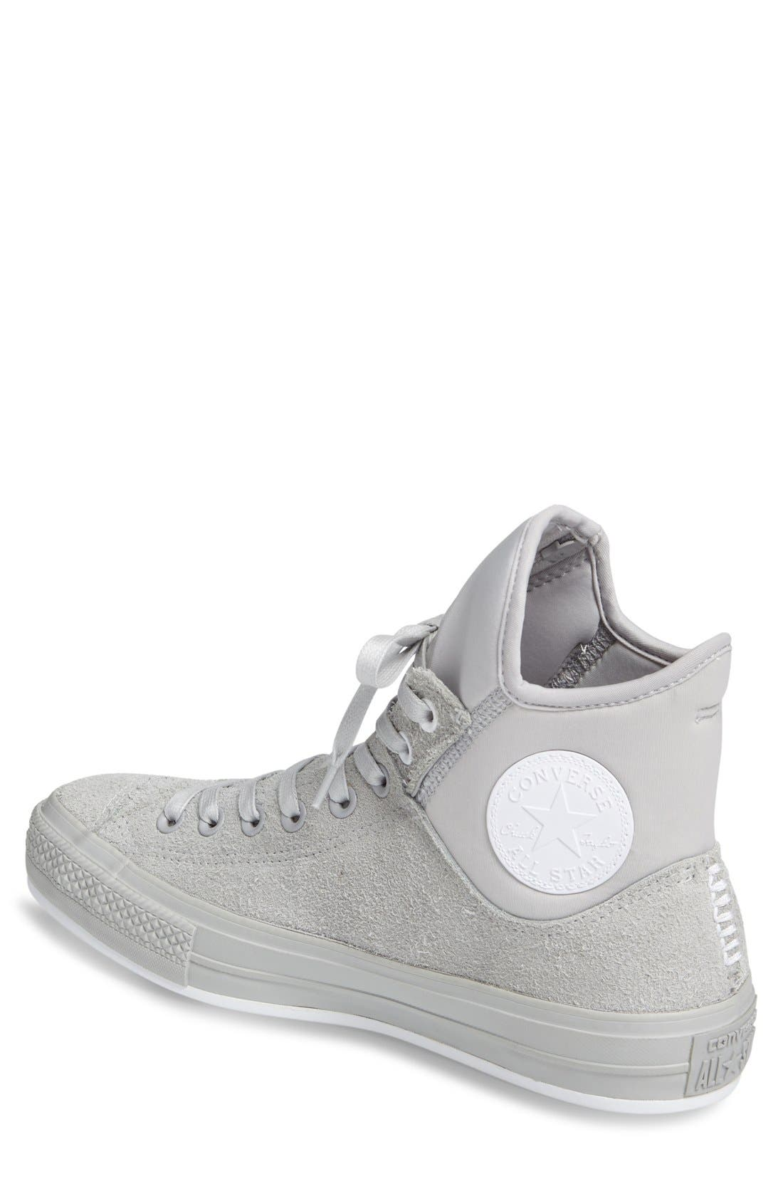 Alternate Image 2  - Converse Chuck Taylor® All Star® MA-1 SE High Top Sneaker (Men)