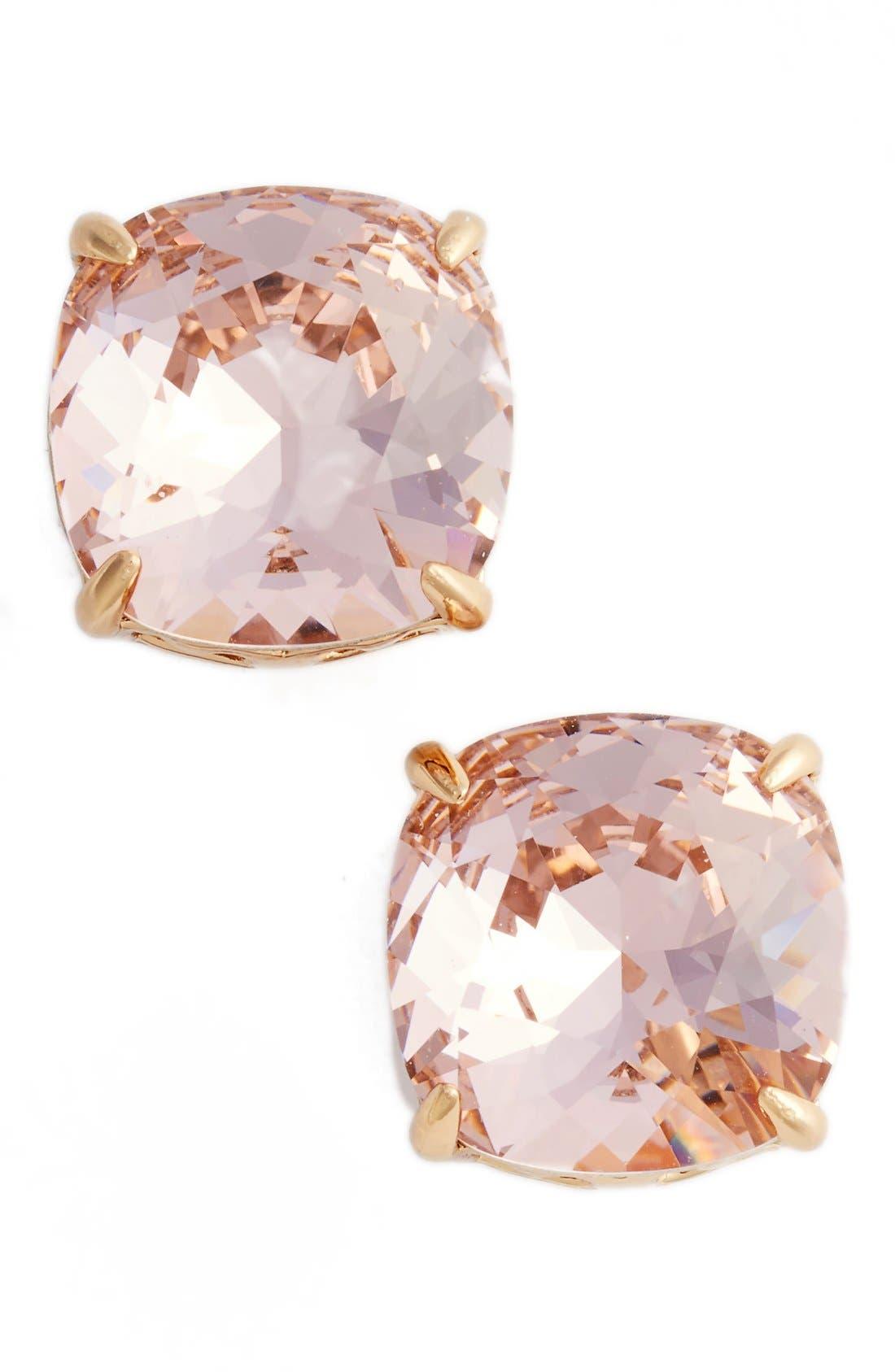 Tory Burch Stone Stud Earrings