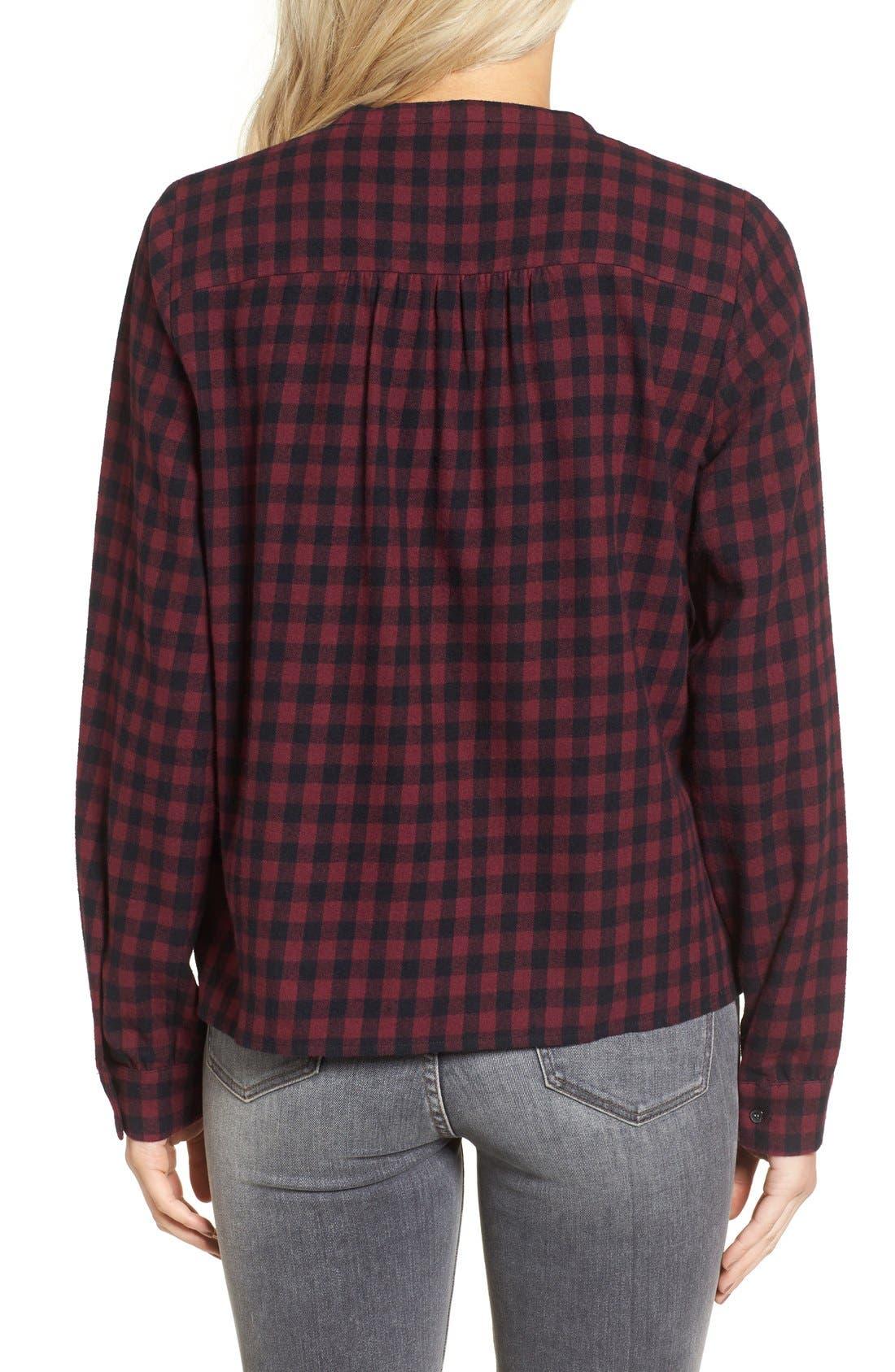 Alternate Image 2  - Madewell Popover Shirt
