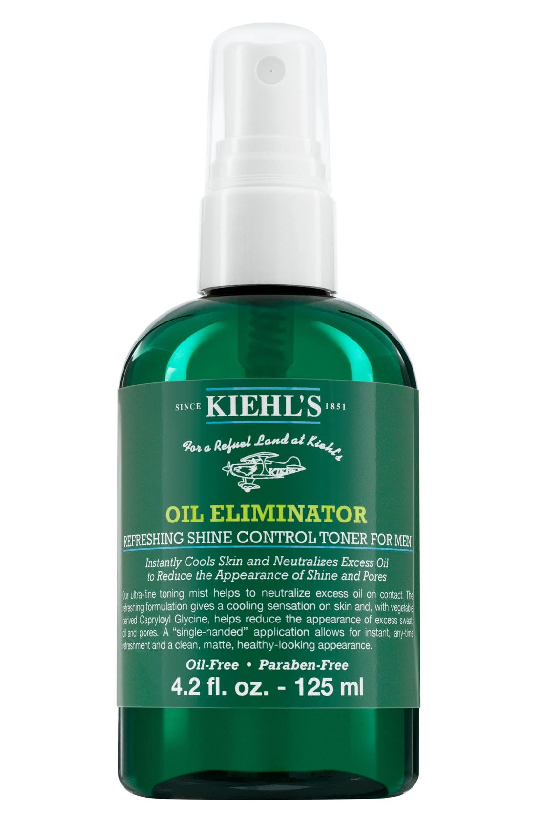 Kiehl's Since 1851 Oil Eliminator Toner