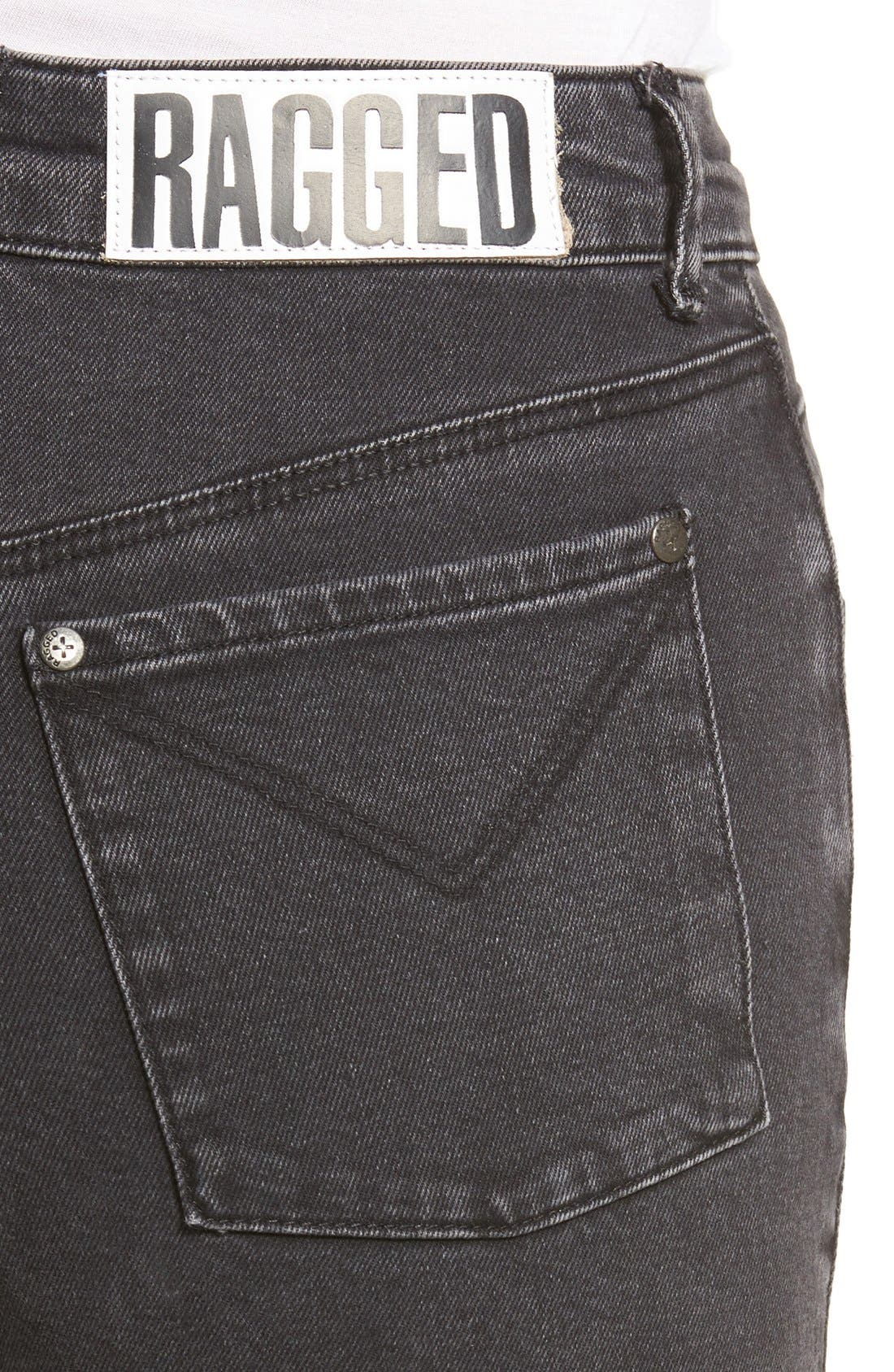 Alternate Image 5  - The Ragged Priest Thorn in My Side Mom Jeans