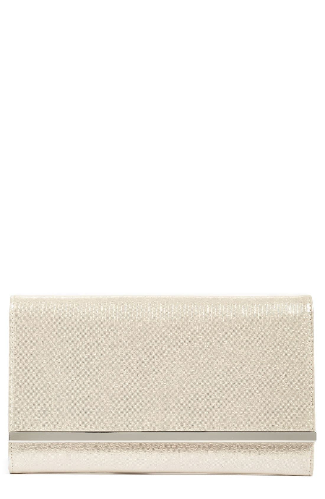 Alternate Image 1 Selected - Glint 'Sparkle Bar' Clutch