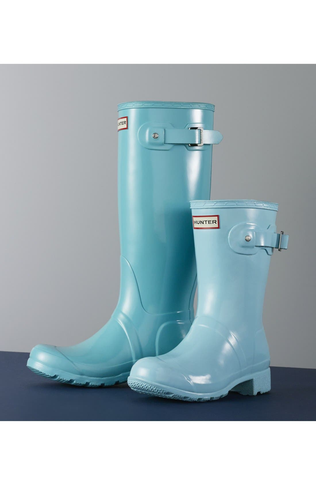 Alternate Image 5  - Hunter 'Original Short' Rain Boot (Women)