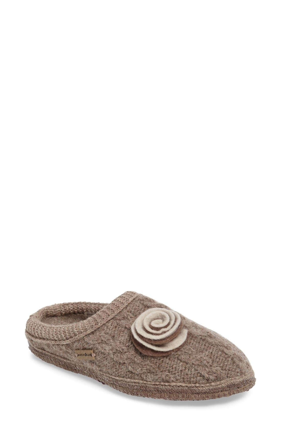 Haflinger Jewel Slipper (Women)