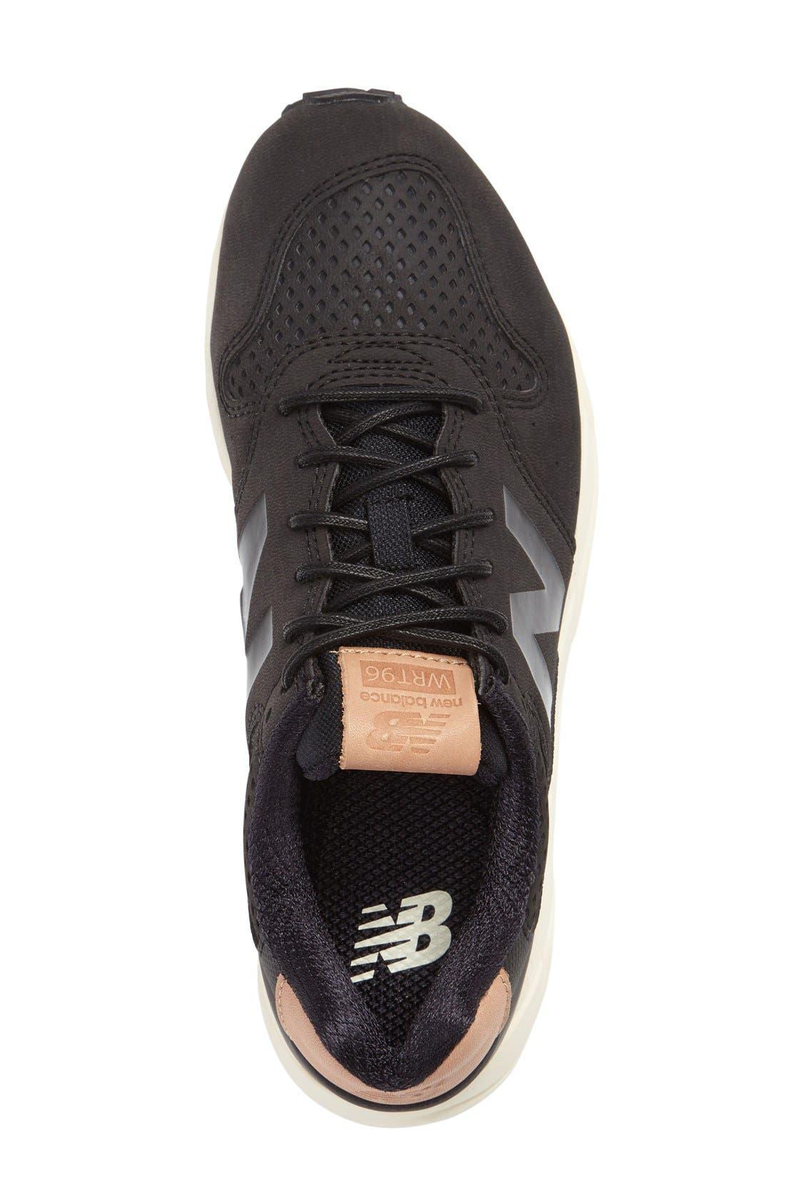 Alternate Image 3  - New Balance 96 Mash-Up Sneaker (Women)