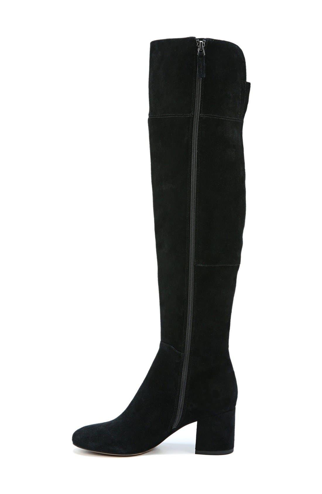 Alternate Image 2  - Franco Sarto Kerri Over the Knee Boot (Women)