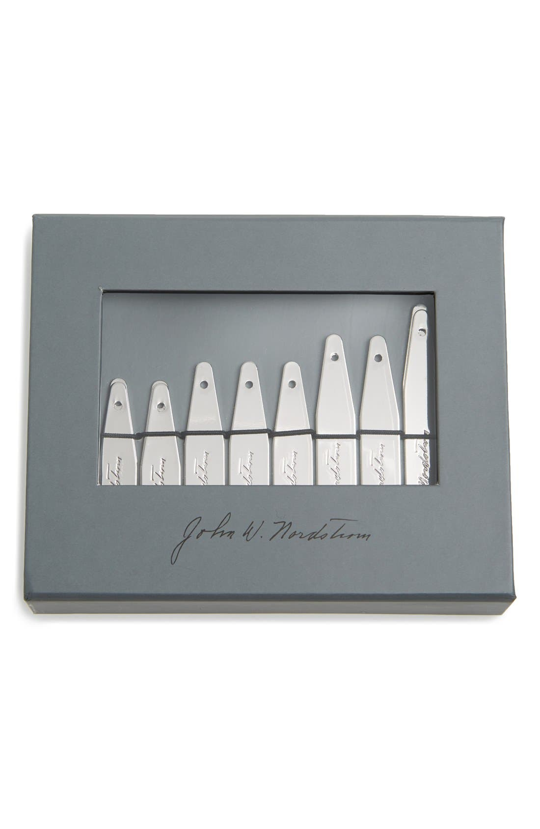 John W. Nordstrom® Metal Collar Stays (Set of 16)