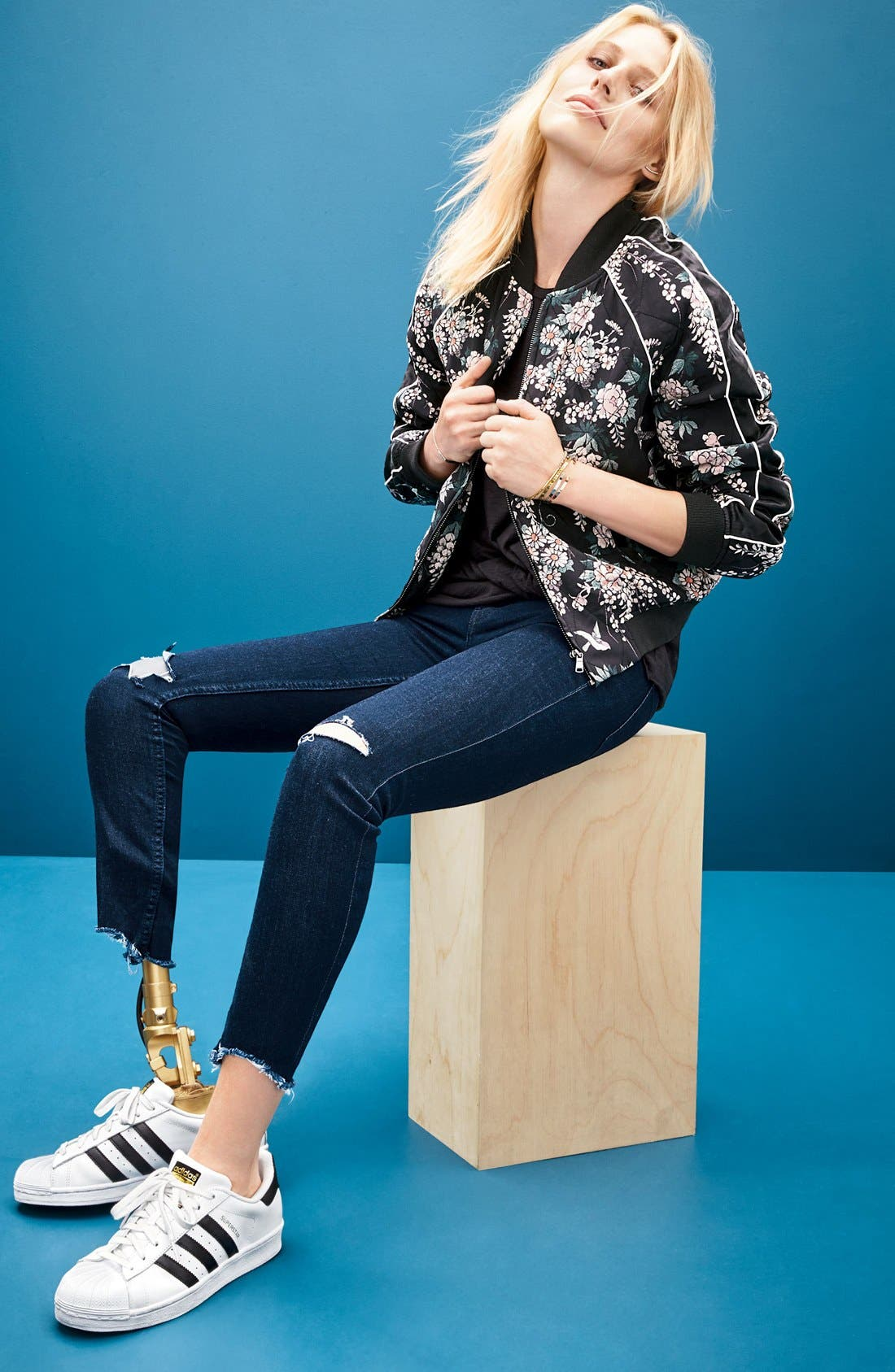 Alternate Image 13  - adidas Superstar Sneaker