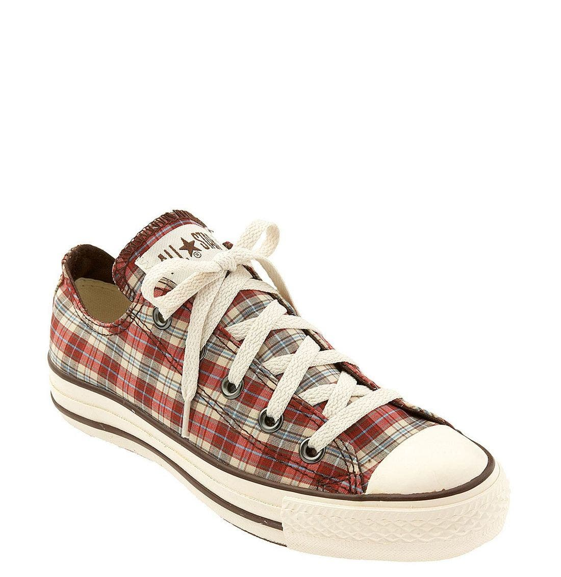 Alternate Image 1 Selected - Converse Chuck Taylor® 'Moire' Sneaker (Women)