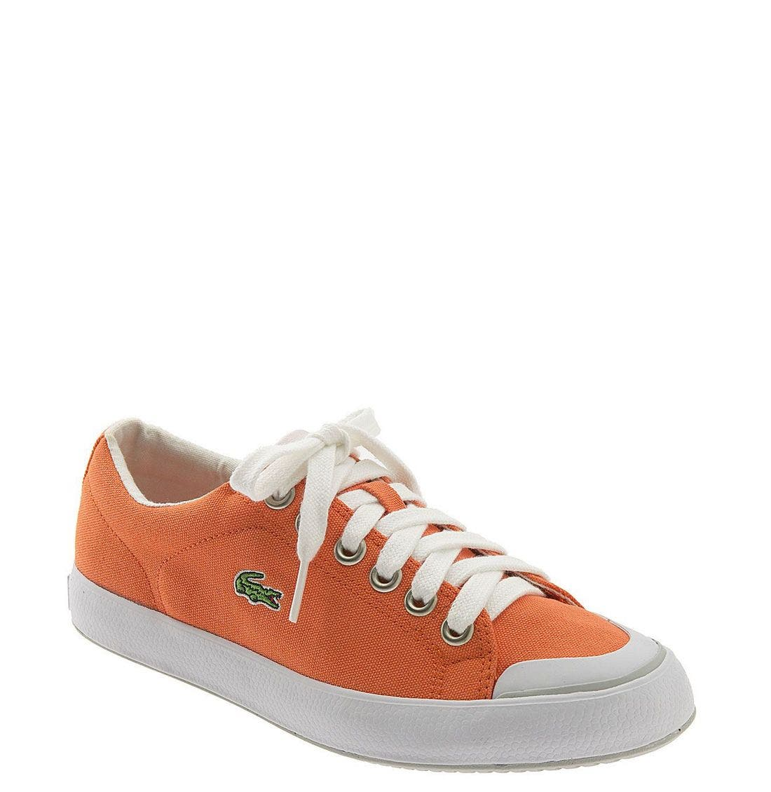 Alternate Image 1 Selected - Lacoste 'L33 Canvas' Sneaker (Women)