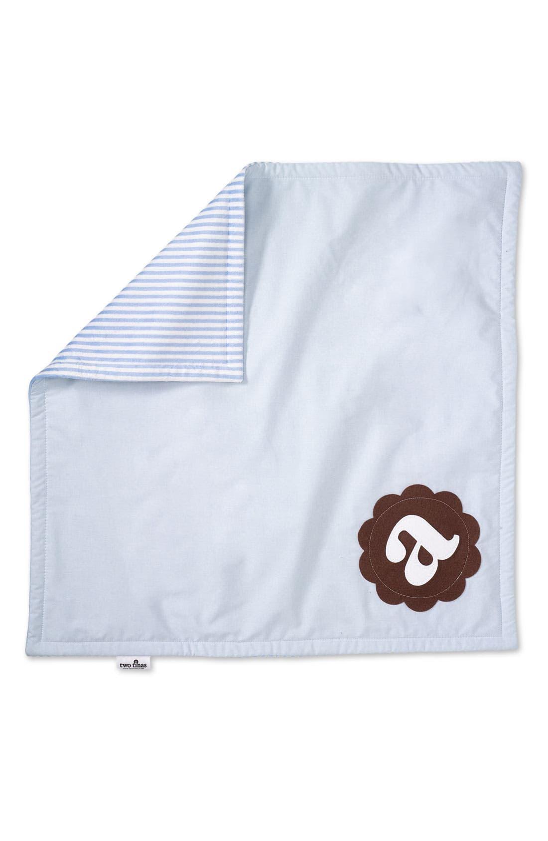 Main Image - Two Tinas Initial Blanket