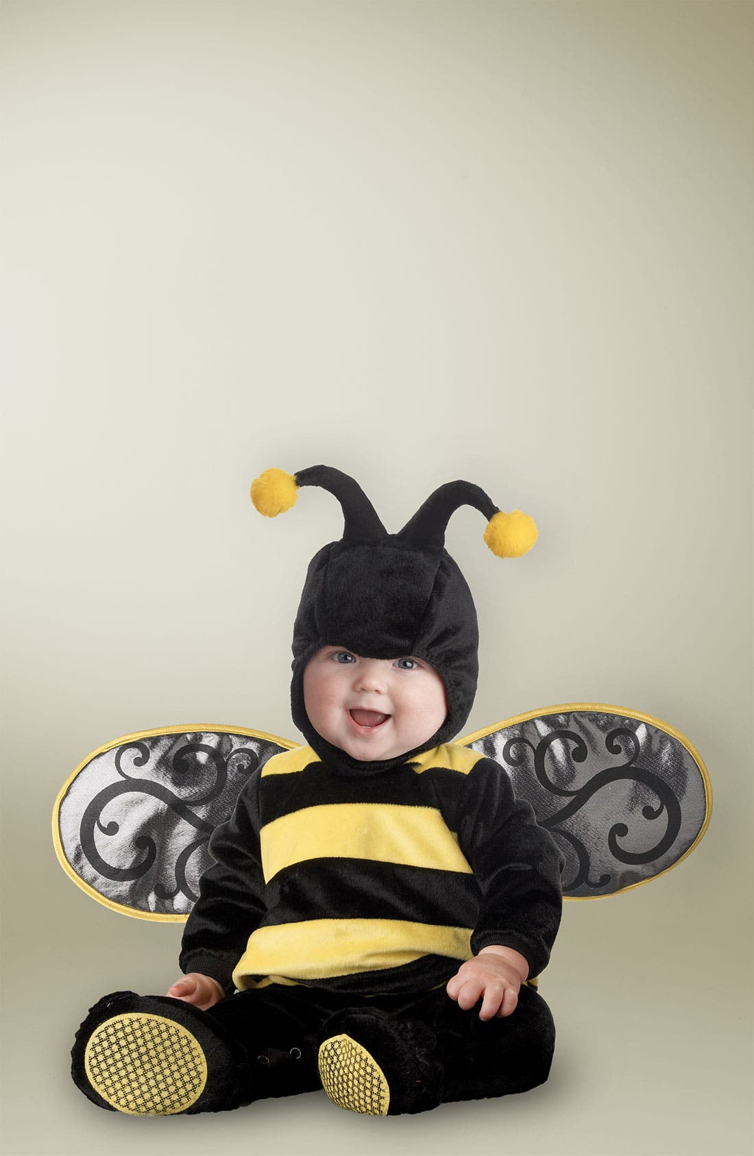 Alternate Image 1 Selected - InCharacter Costumes Plush Lil' Bee (Infant)