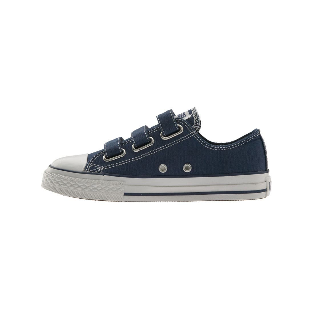 Alternate Image 2  - Converse Chuck Taylor® Triple Strap Sneaker (Toddler & Little Kid)