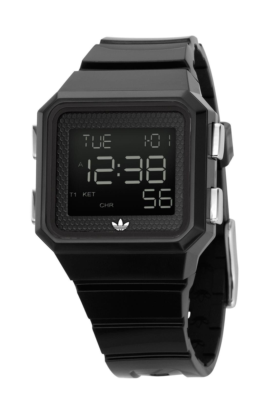 Main Image - adidas Originals 'Peach Tree' Watch, 38mm
