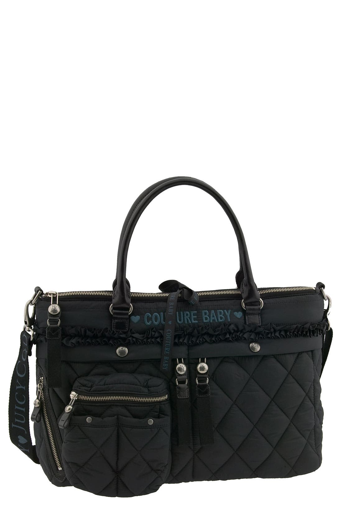Image Result For Juicy Couture Baby Diaper Bag