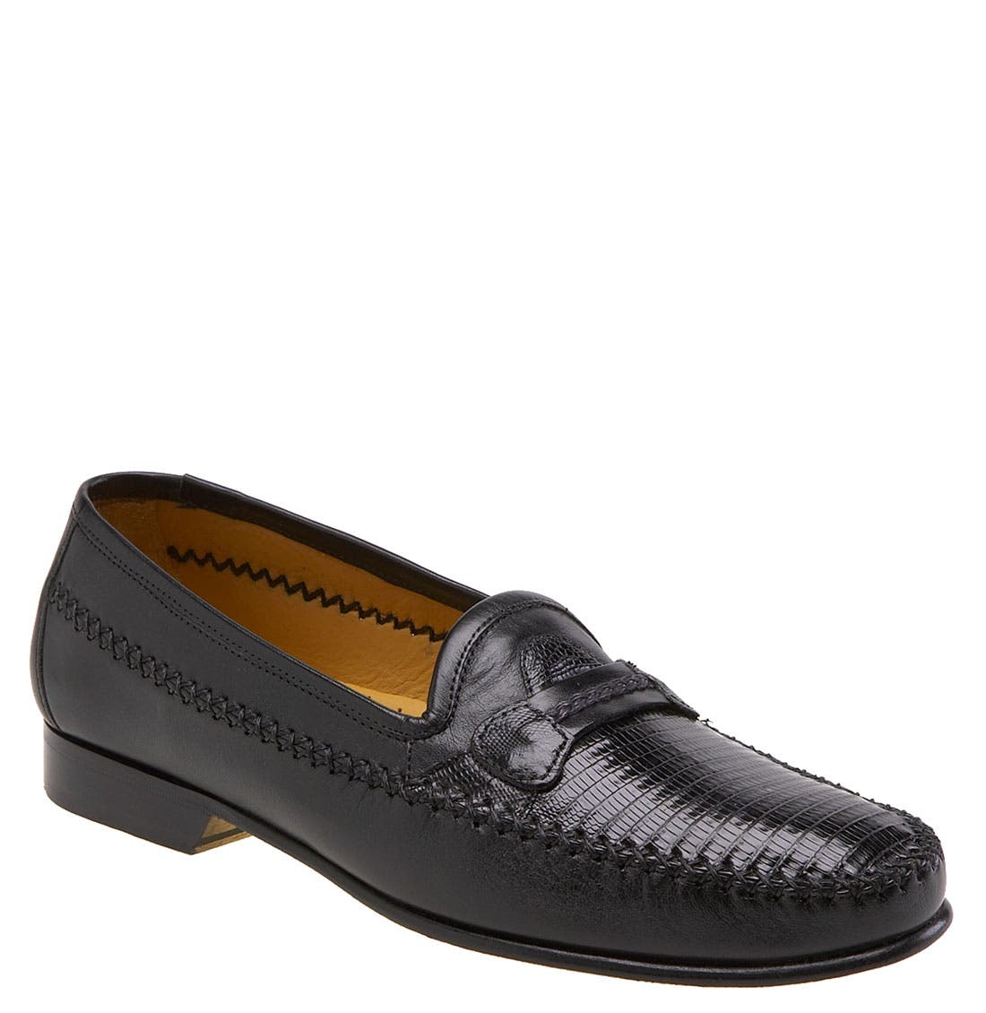 Alternate Image 1 Selected - Mezlan 'Regan' Loafer