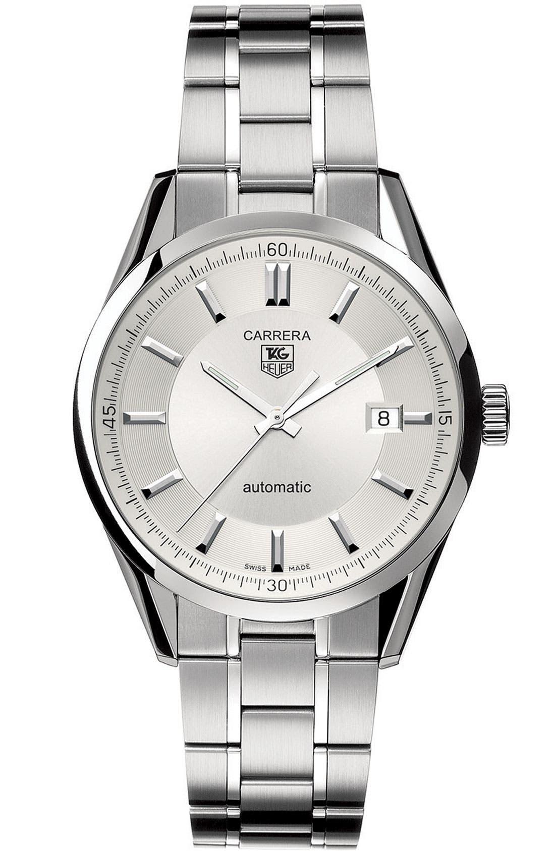 Main Image - TAG Heuer 'Carrera' Automatic Watch