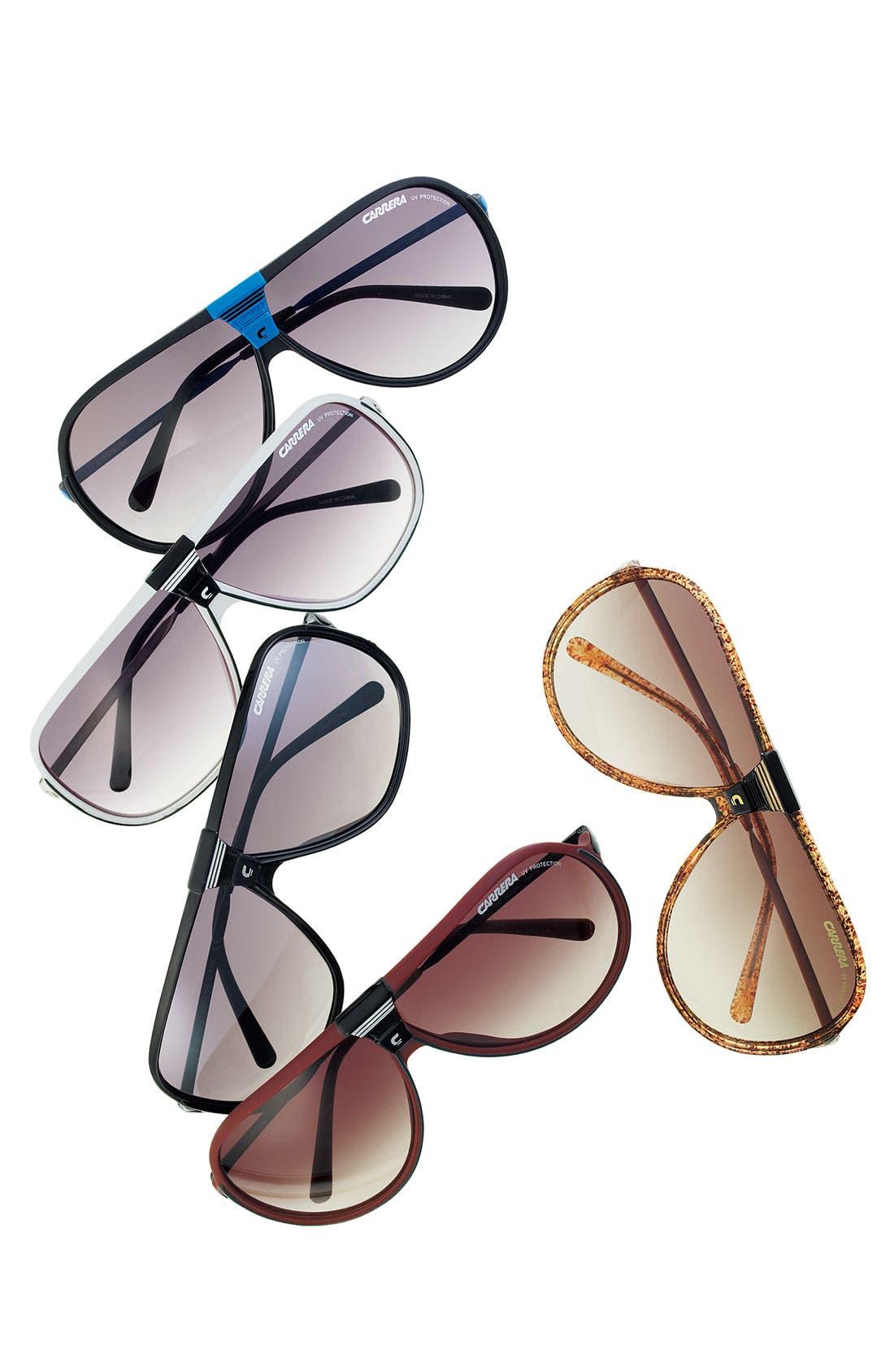 Alternate Image 2  - Carrera Eyewear 'Picchu' Aviator Sunglasses