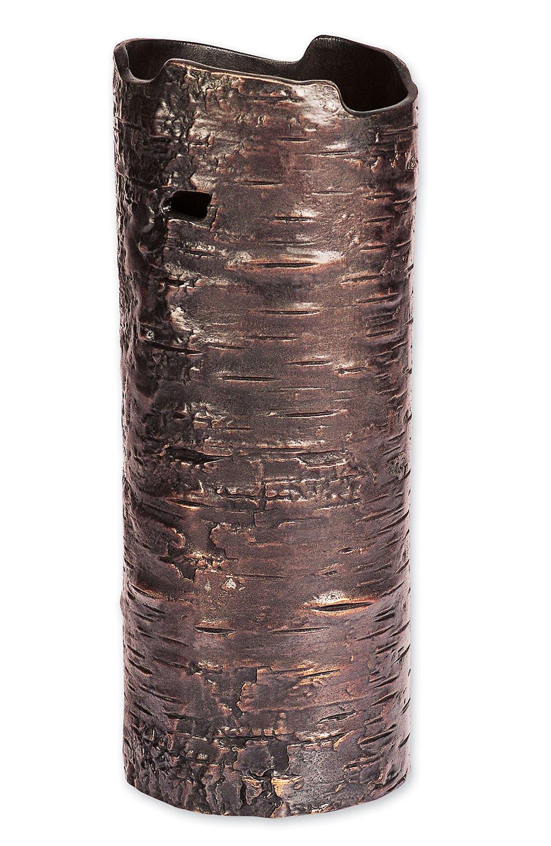 Alternate Image 1 Selected - Michael Aram 'Bark' Copper Vase