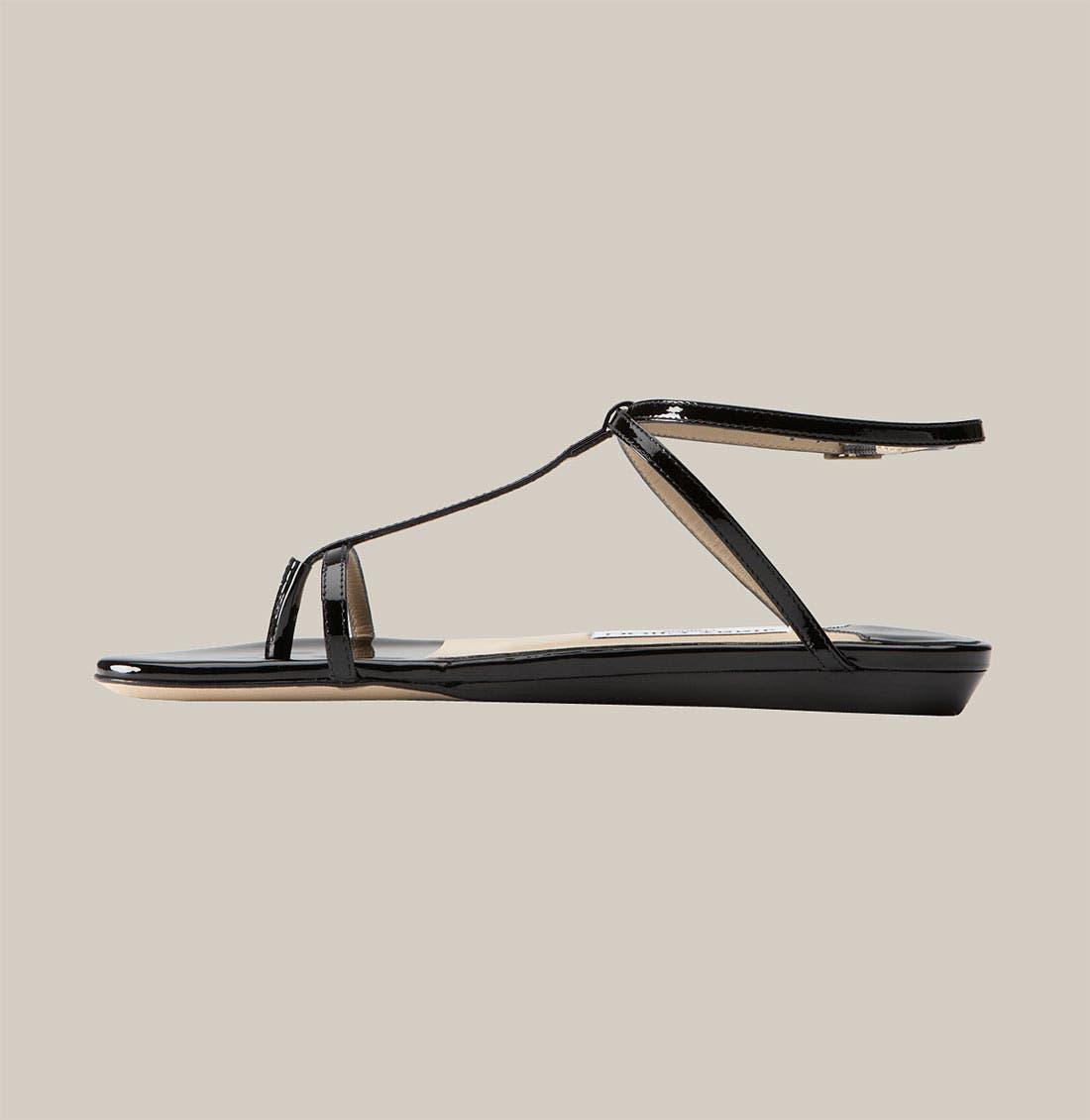 Alternate Image 2  - Jimmy Choo 'Fiona' T-Strap Sandal