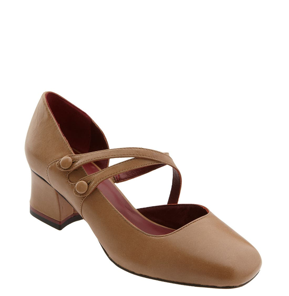 Alternate Image 1 Selected - Oh! Shoes 'Melany' Mary Jane