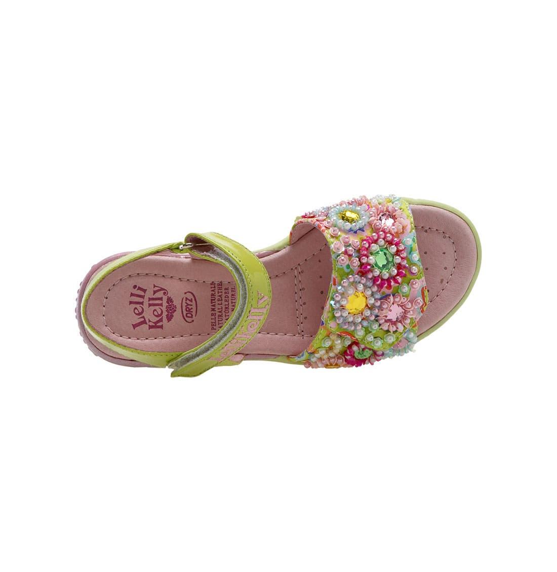 Alternate Image 3  - Lelli Kelly 'Soleil 1' Sandal (Toddler, Little Kid & Big Kid)