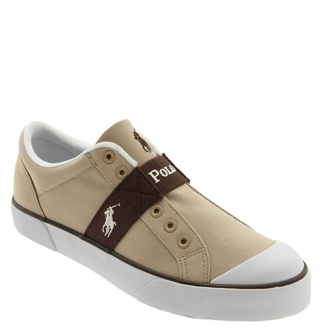 Alternate Image 1 Selected - Polo Ralph Lauren 'Gardener' Slip-On Sneaker