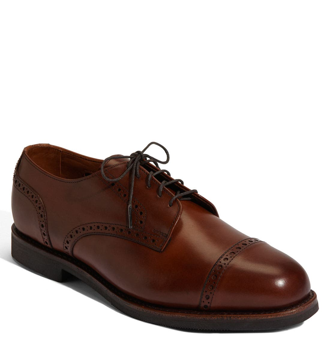 Alternate Image 1 Selected - Allen Edmonds Benton Cap Toe Oxford
