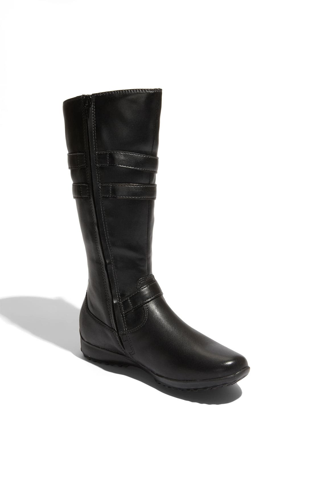 Alternate Image 1 Selected - Geox 'Peggy' Boot (Toddler, Little Kid & Big Kid)