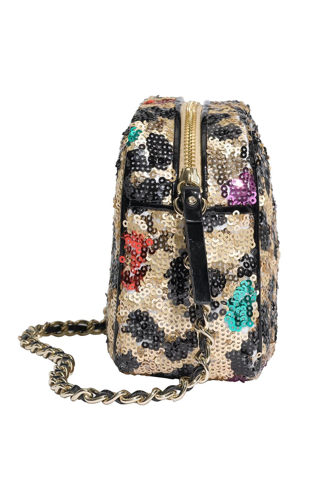 Alternate Image 2  - kate spade new york 'lauralee' sequin crossbody bag