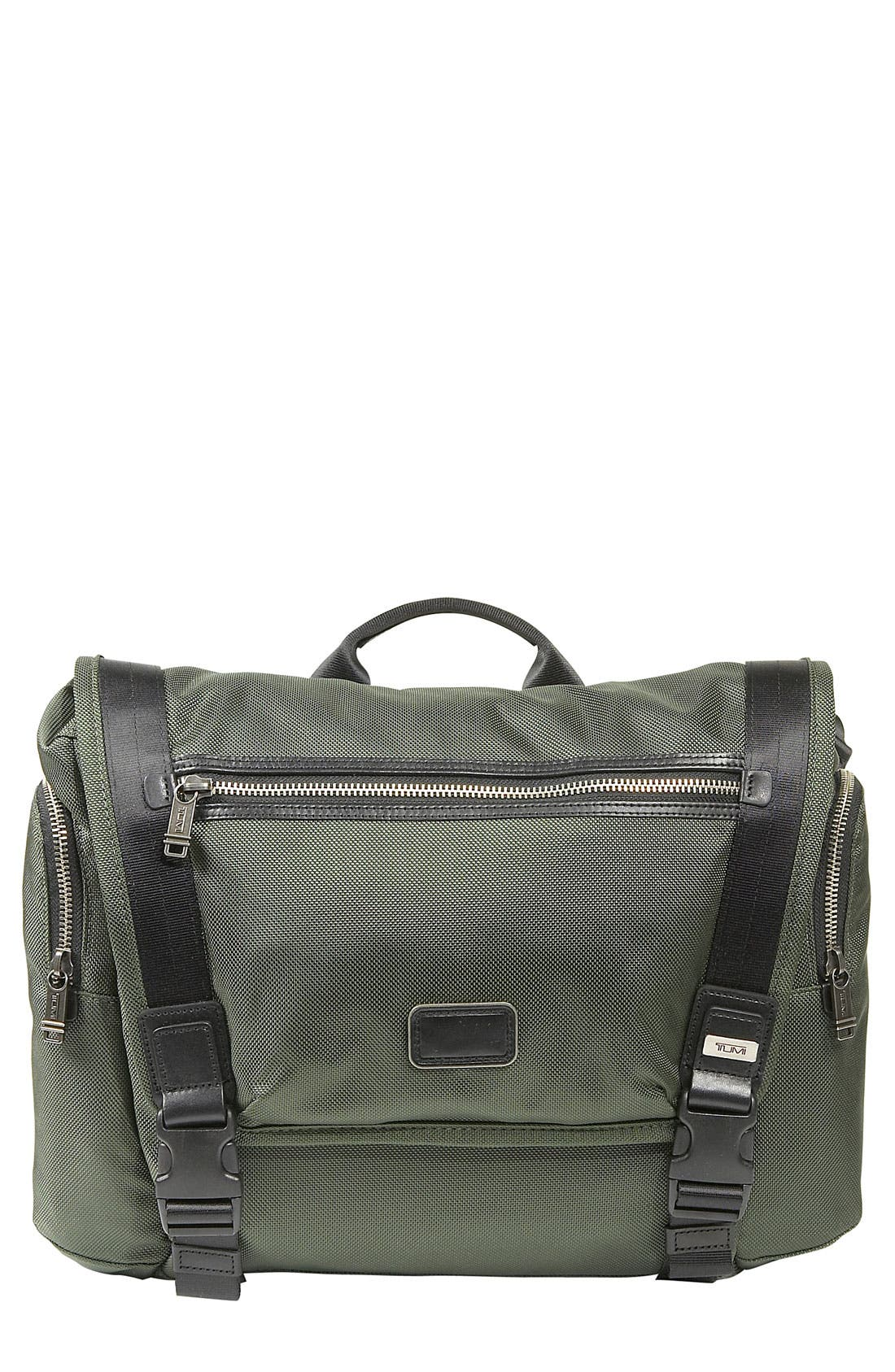 Main Image - Tumi 'Alpha Bravo - Benning' Deluxe Messenger Bag