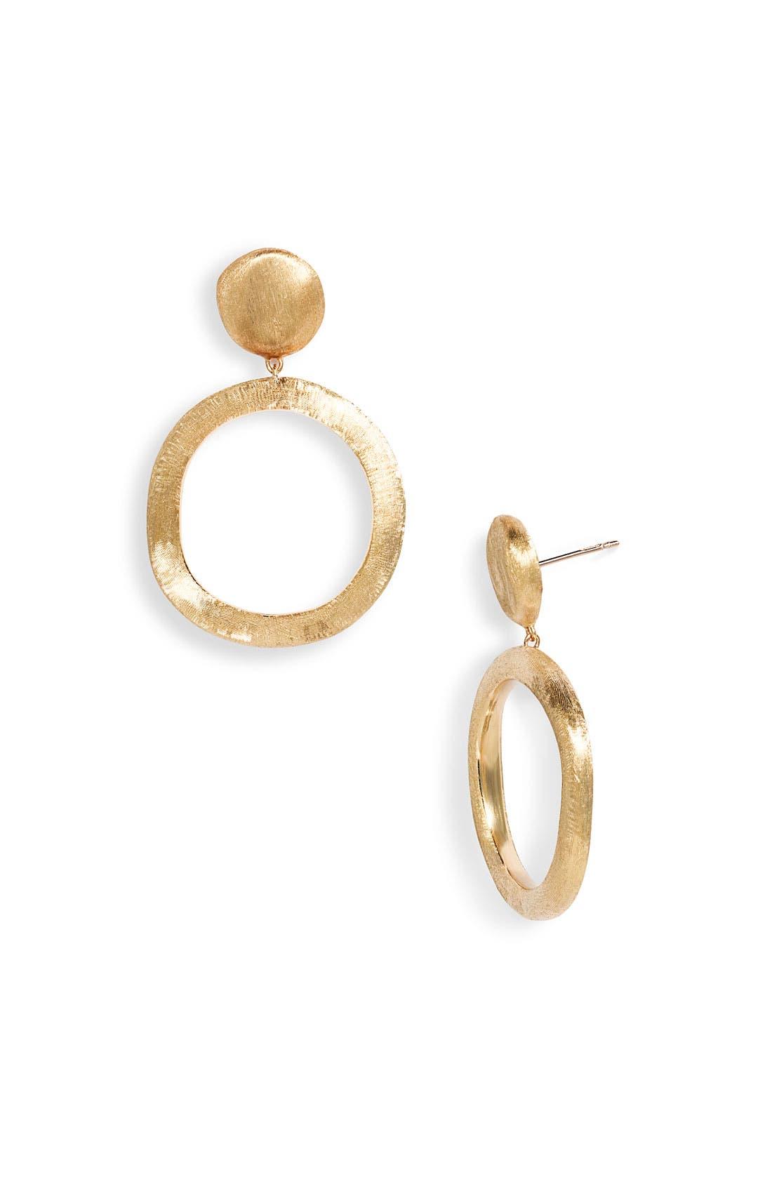 Alternate Image 1 Selected - Marco Bicego 'Jaipur' Large Drop Earrings