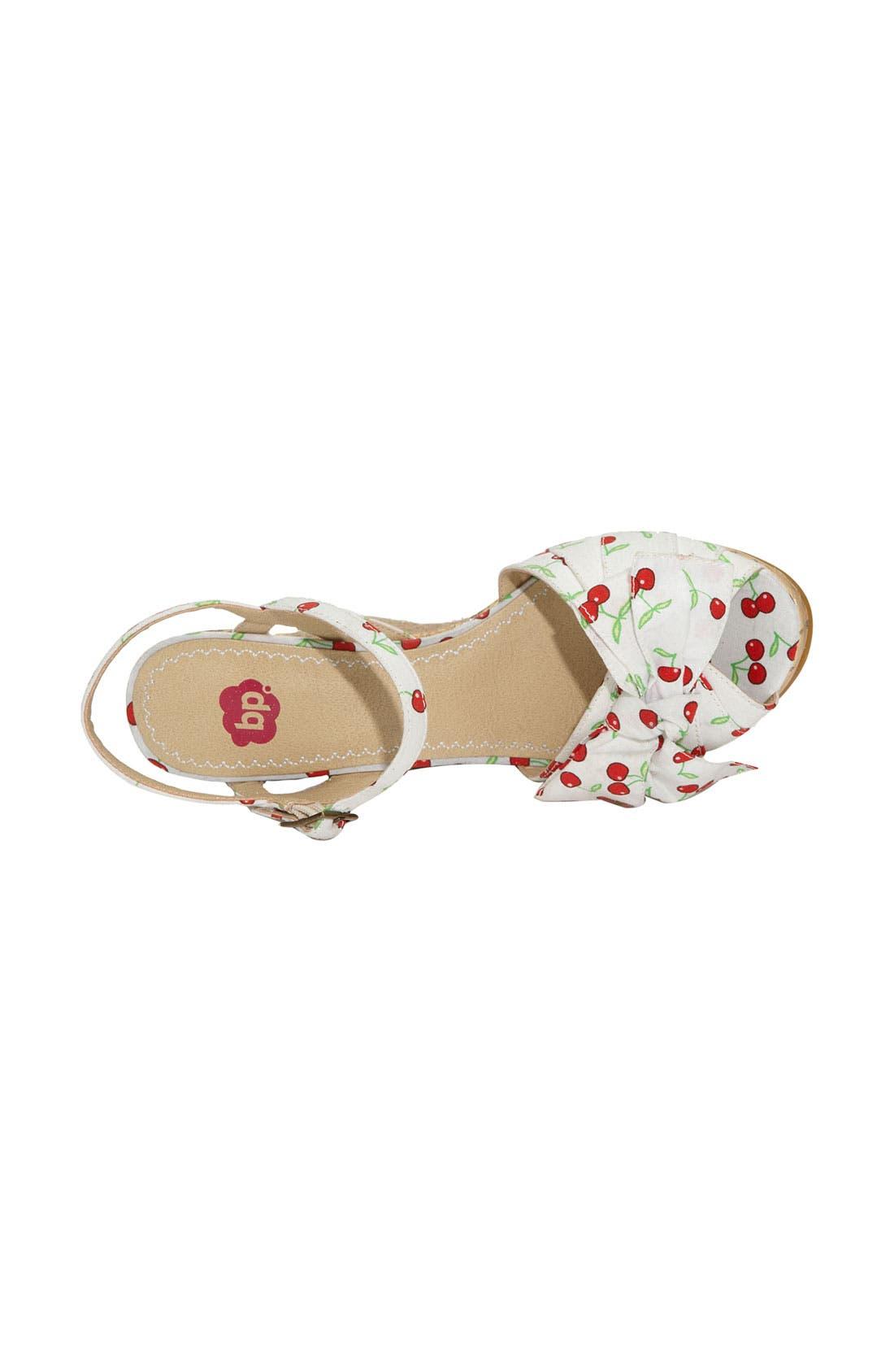 Alternate Image 3  - BP. 'Bowtye' Sandal