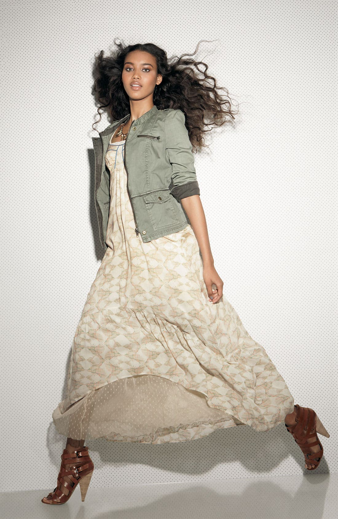 Alternate Image 2  - Free People Voile Maxi Dress