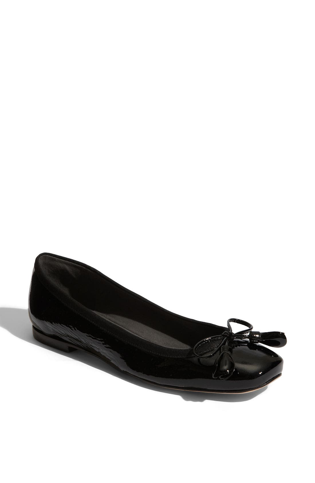 Alternate Image 1 Selected - Stuart Weitzman 'Tulipbow' Ballet Flat